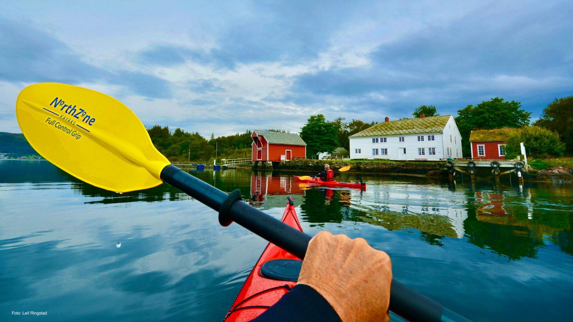 kajakk-borgarøya